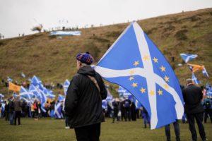 UK解体の危機?スタージョン首相がスコットランド独立の是非を問う2度目の住民投票を要求